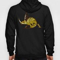 Styracosaurus Hoody