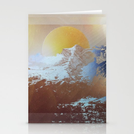Everest Stationery Card
