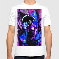Keeper Of The Crossroads Mens Fitted Tee White SMALL
