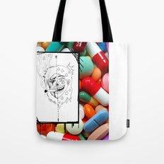 DRAGS Tote Bag