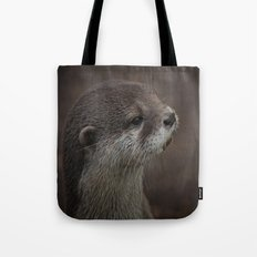 Portrait Of A Young Otte… Tote Bag
