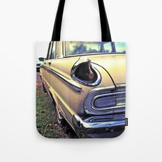 Meteor taillight Tote Bag