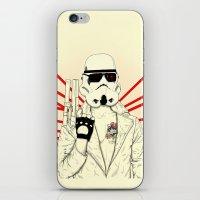 The Troopinator iPhone & iPod Skin