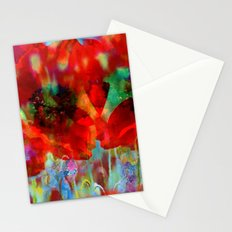 Simple as flowers Stationery Cards