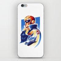 Formula Zero (Open Editi… iPhone & iPod Skin