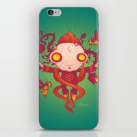 HIVES iPhone & iPod Skin