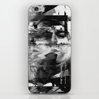 Kurt iPhone & iPod Skin