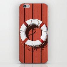 Life saver 2 iPhone & iPod Skin