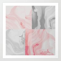 beautiful imperfection Art Print