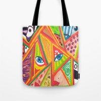 Woman In Love Tote Bag