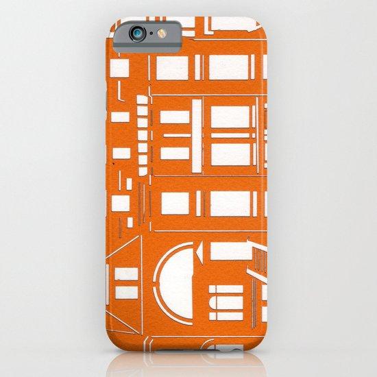 Brownstones iPhone & iPod Case