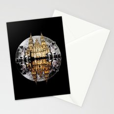 Crystals, Castles, and Moons Stationery Cards