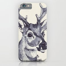 Deer Sketch iPhone 6s Slim Case