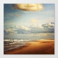 my dream beach Canvas Print