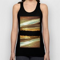 Dawn On The Side Unisex Tank Top