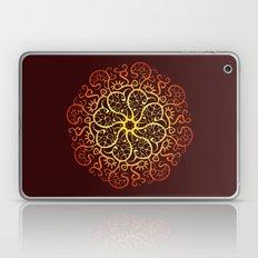 Trepadora Roja Laptop & iPad Skin