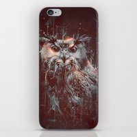 DARK OWL iPhone & iPod Skin