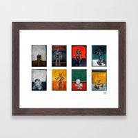 Rothbots Framed Art Print