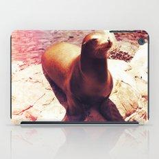 Seal Isn't a Man iPad Case