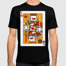 King of Toys Black SMALL Mens Fitted Tee
