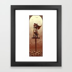 -Assassin 1503- Framed Art Print