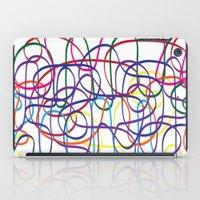 Le Ponche iPad Case