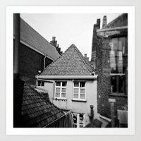 · My Home...· Analogic… Art Print