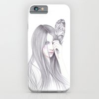 iPhone & iPod Case featuring The Wizard by Andrea Hrnjak