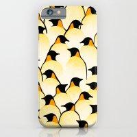 Penguins I iPhone 6 Slim Case