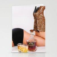 Bottoms Up! Stationery Cards