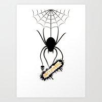 Halloween 4 Art Print