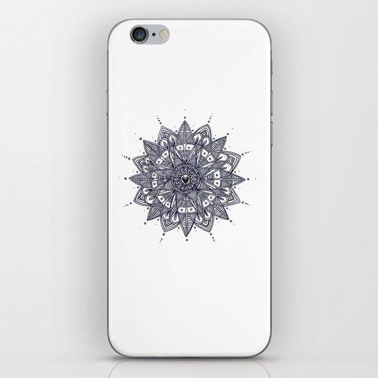 """Heart"" iPhone & iPod Skin"