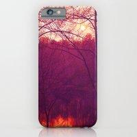 Lake Sunrise iPhone 6 Slim Case
