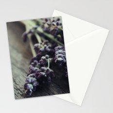 Lavender Harvest Stationery Cards
