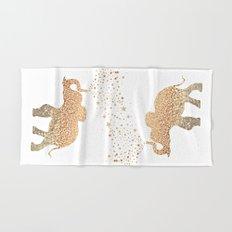ELEPHANT Hand & Bath Towel