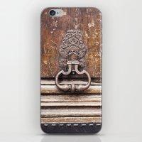 Hazel iPhone & iPod Skin