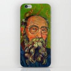 David K Lewis iPhone & iPod Skin