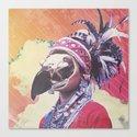 ladyhawk  Canvas Print