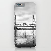 iPhone & iPod Case featuring Portland, Oregon by dibec
