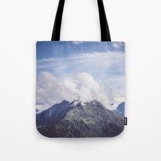 Dristner in clouds Tote Bag