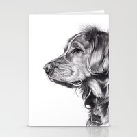 Retriever Stationery Cards