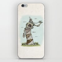 Crooked iPhone & iPod Skin