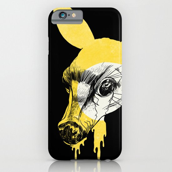 Fawn in Headlight iPhone & iPod Case