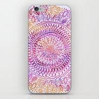 Intricate Sun iPhone & iPod Skin