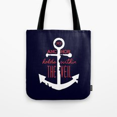 THE ANCHOR Tote Bag
