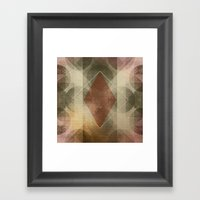 The Slow, The Quick, And… Framed Art Print