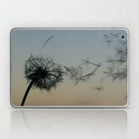 wishes on the wind Laptop & iPad Skin