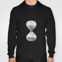 There's A City Where Time Stopped Long Ago Hoody