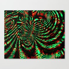 Blind Trip A Canvas Print