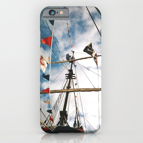 Pirate Ship iPhone & iPod Case